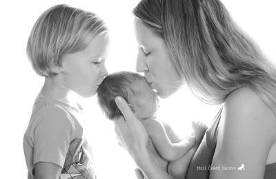 Fotografiranje nosečke, novorojenčka, dojenčka, otroka, družine