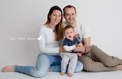 Fotografiranje novorojenčkov, dojenčkov, otrok, družin in nosečnice - Mali čudež narave