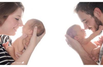 fotografiranje novorojenčkov, dojenčkov, nosečnic in družin - Mali cudez narave